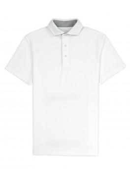 Solomeo- White Comfort Pique