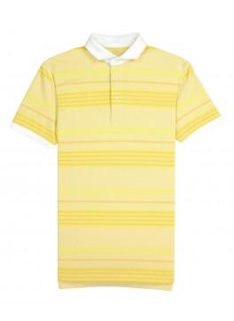 Beach Club - Yellow Multi Stripe