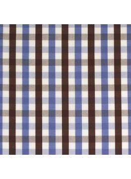 Brown/Blue/White Gingham (SV 513608-190)