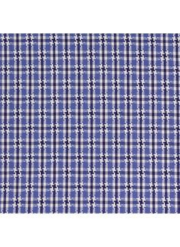 Blue/Navy/White Houndstooth Check (SV 513635-190)