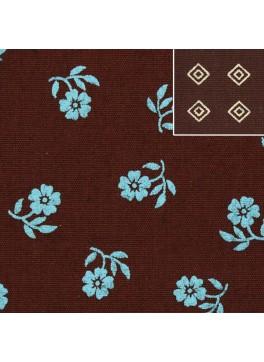 Red/Blue Floral Print (SV 514053B-200)