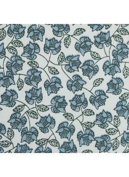Blue Floral Print (SV 514093-200)