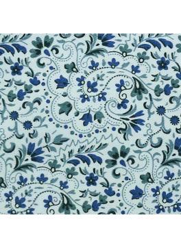 Lt Blue Floral Print (SV 514123-200)