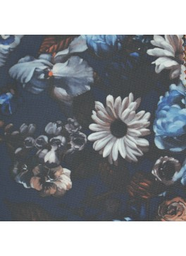 Blue Floral (Y0210G1)