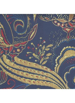 Navy Gilded Butterfly (Y11577A7)